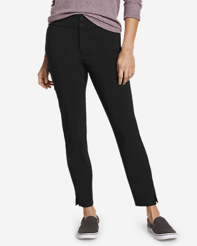 Eddie Bauer Women's Incline High-Rise Slim Ankle Pants