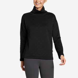 Thumbnail View 1 - Women's Discovery Funnel-Neck Pullover