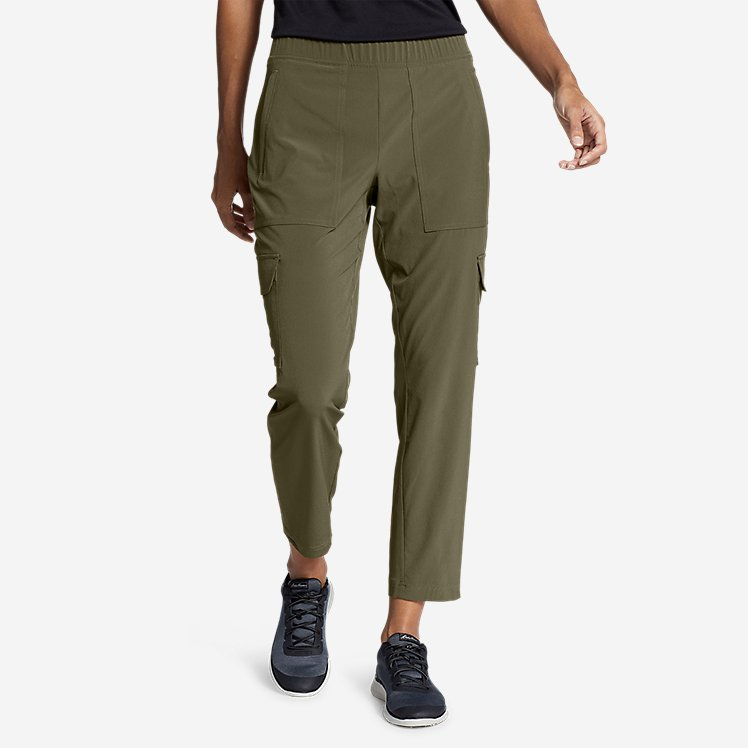 Women's Departure Cargo Ankle Pants large version