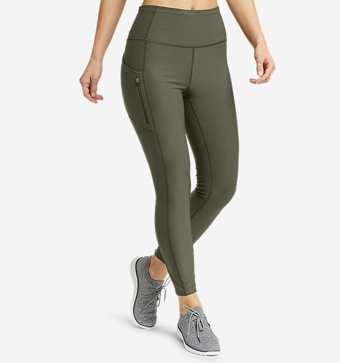 Trail Adventure High-Rise 7/8 Leggings