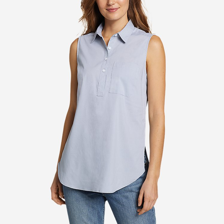 Women's Girl On The Go™ Sleeveless Shirt large version