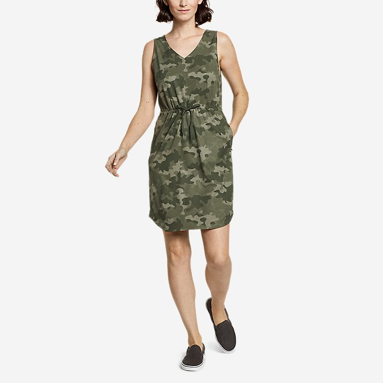 Women's Departure Easy Tank Dress large version