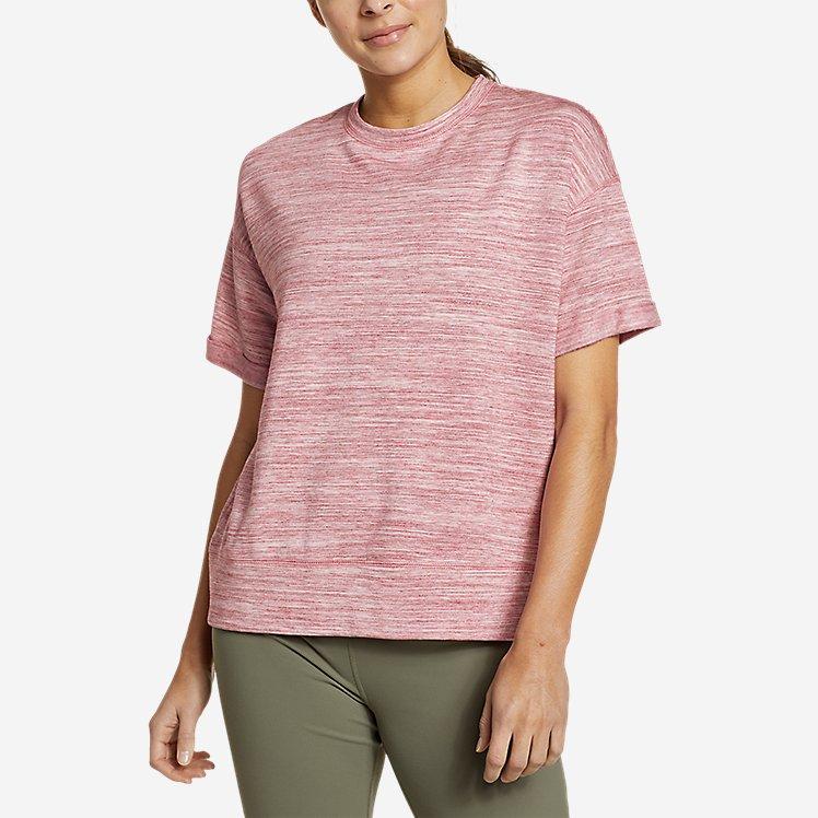 Women's Enliven Short-Sleeve Sweatshirt large version