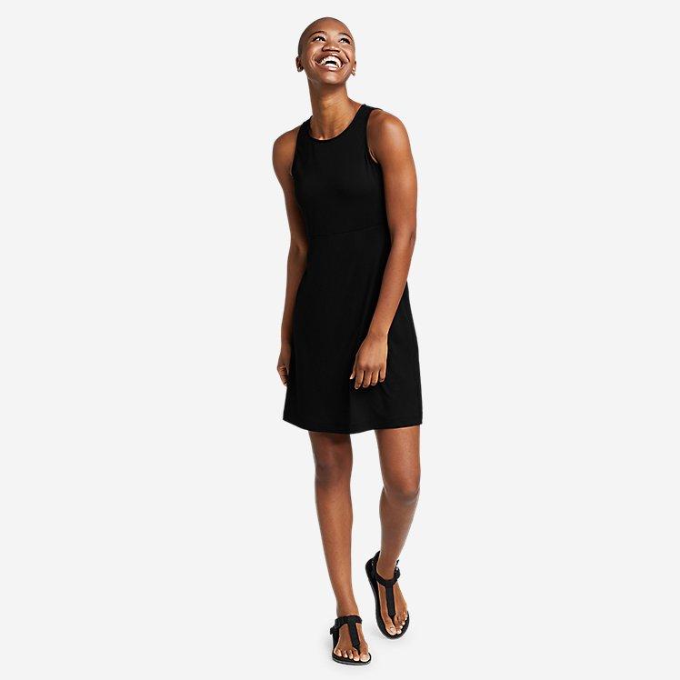 Women's Aster Sleeveless Empire-Waist Dress large version