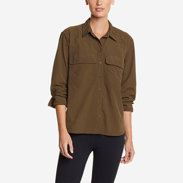Women's Mountain Ripstop Long-Sleeve Guide Shirt large version