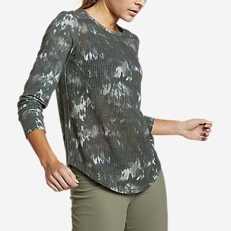 Thumbnail View 1 - Women's Trail Breeze Long-Sleeve T-Shirt
