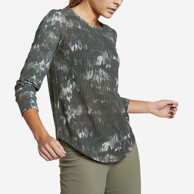 Women's Trail Breeze Long-Sleeve T-Shirt large version