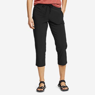 Thumbnail View 1 - Women's Departure Pull-On Crop Pants
