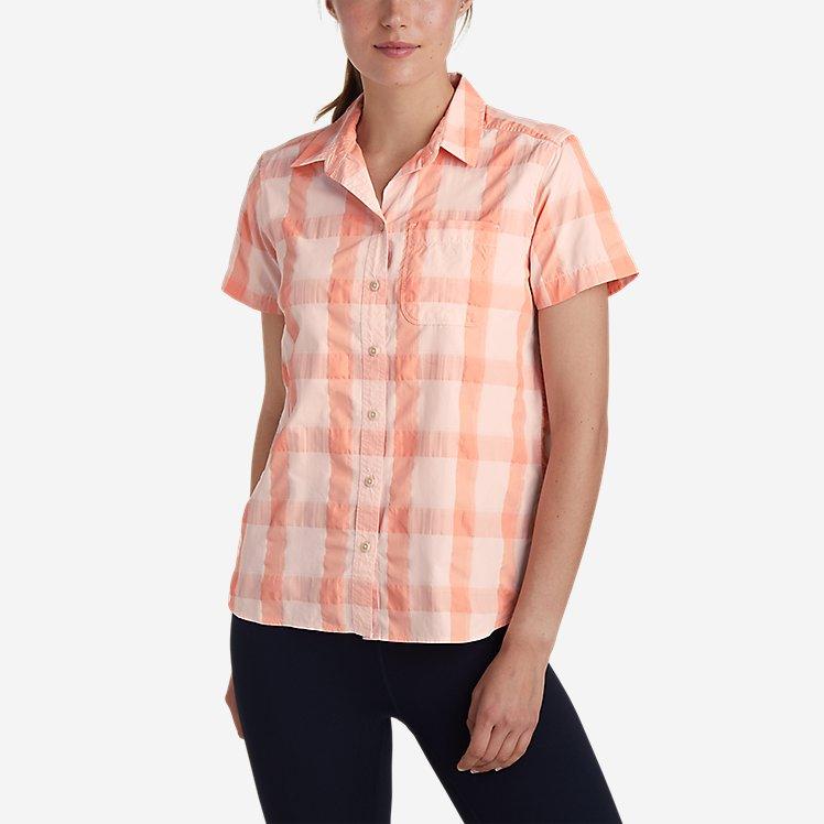 Women's Mountain Short-Sleeve Shirt large version