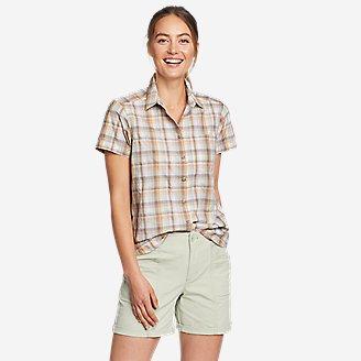 Thumbnail View 1 - Women's Mountain Short-Sleeve Shirt