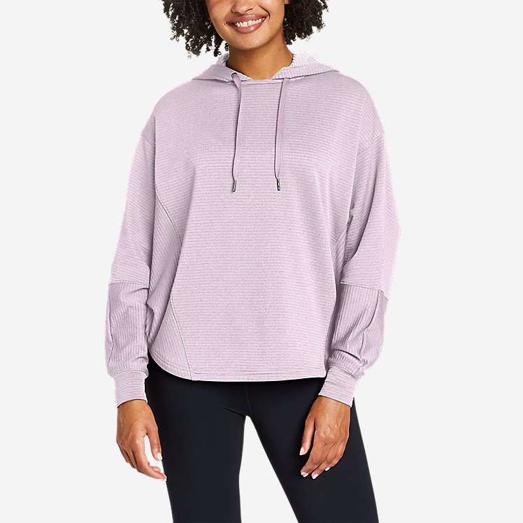 Women's On The Trail Poncho Hoodie large version