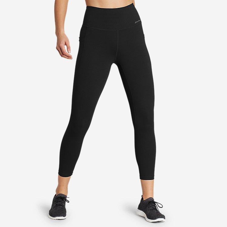 Women's Movement Lux 7/8-Length Side-Pocket Leggings large version