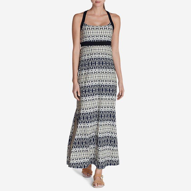 Women's Aster Maxi Dress - Print large version