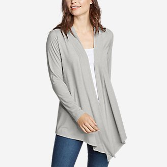 Thumbnail View 1 - Women's Daisy 2.0 Long-Sleeve Wrap - Solid