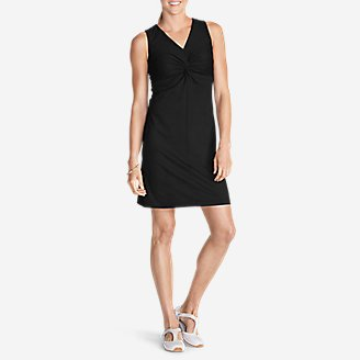 Thumbnail View 1 - Women's Aster Tie The Knot Dress - Solid