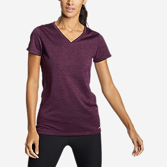 Thumbnail View 1 - Women's Resolution V-Neck T-Shirt