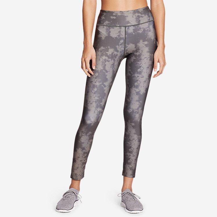 Women's Epic Dry 7/8-Length Leggings - Print large version
