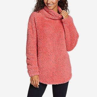 Thumbnail View 1 - Women's Fireside Plush Pullover