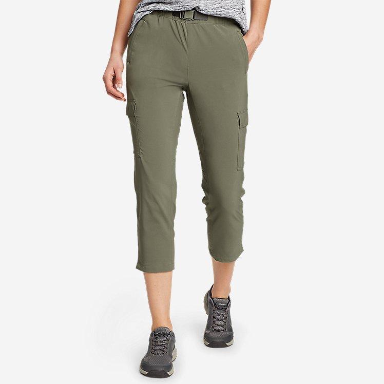 Women's ClimaTrail Cargo Crop Pants large version