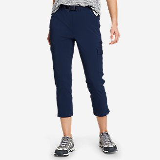 Thumbnail View 1 - Women's ClimaTrail Cargo Crop Pants