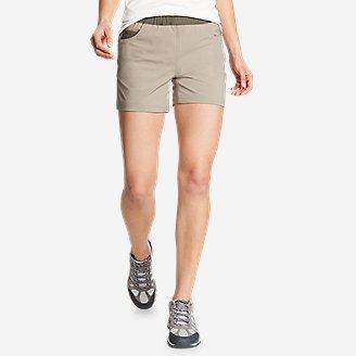 Thumbnail View 1 - Women's ClimaTrail Shorts - Color Block