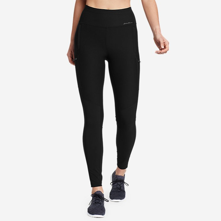Women's Trail Tight Hybrid High-Rise Leggings large version