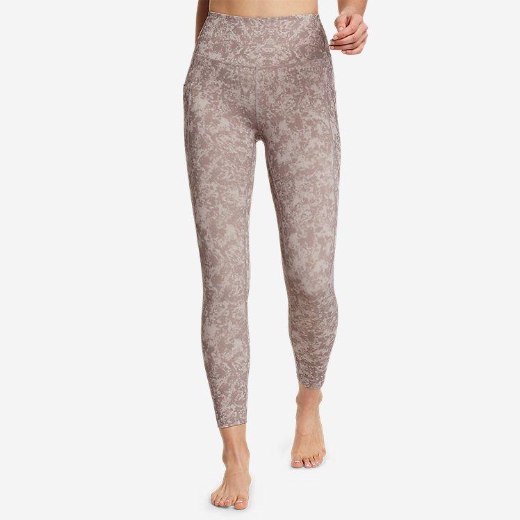 Women's Movement Lux High-Rise 7/8 Pocket Leggings - Mineral Wash large version