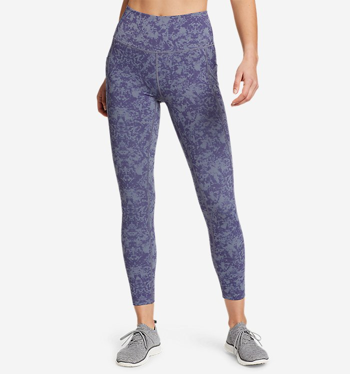 Movement Lux High-Rise 7/8 Pocket Leggings - Mineral Wash