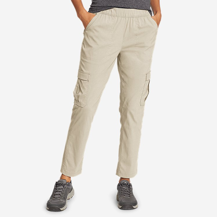 Women's Guide Ripstop Cargo Ankle Pants large version