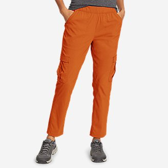 Thumbnail View 1 - Women's Guide Ripstop Cargo Ankle Pants