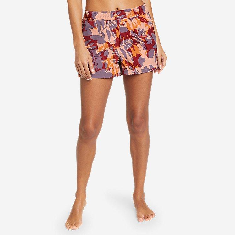 Women's Tidal Shorts - Print large version