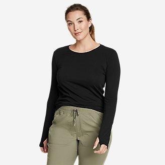 Thumbnail View 1 - Women's Tempo Light Long-Sleeve T-Shirt