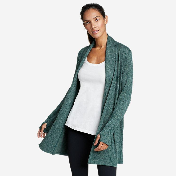 Women's Treign Long-Line Wrap large version