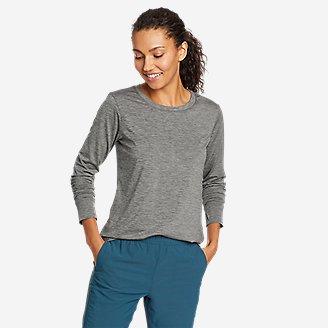 Thumbnail View 1 - Women's Resolution Long-Sleeve T-Shirt