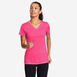 Thumbnail View 1 - Women's Resolution Short-Sleeve V-Neck T-Shirt