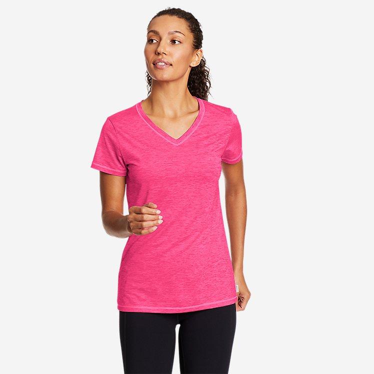 Women's Resolution Short-Sleeve V-Neck T-Shirt large version