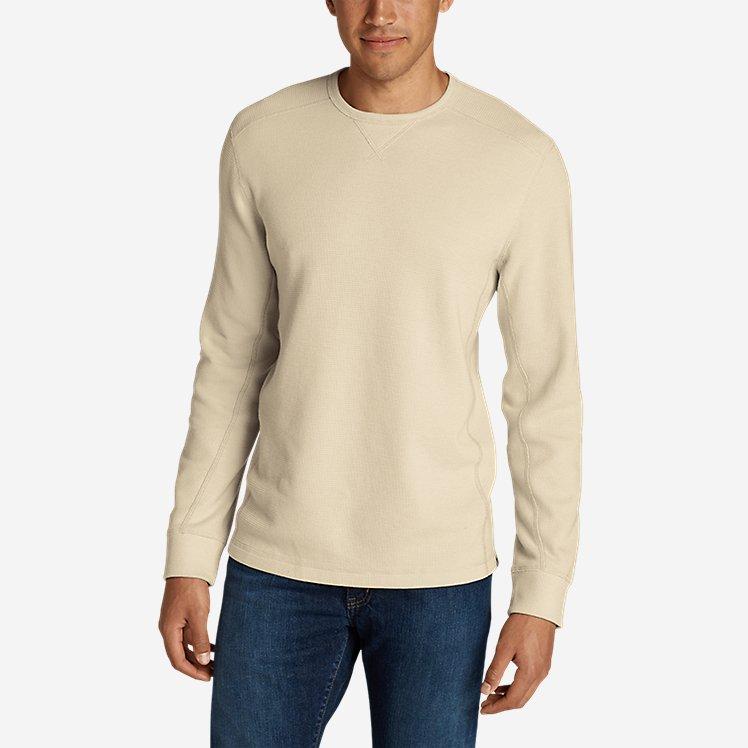 Men's Eddie's Favorite Thermal Crew Shirt large version