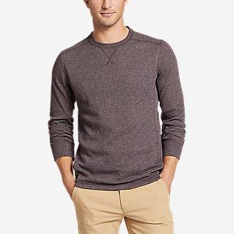 Eddie Bauer Mens Eddies Favorite Thermal Henley Shirt