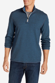Men's Tieton Reversible 1/4-Zip Pullover