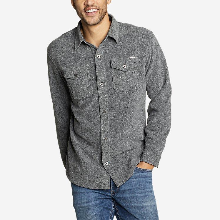 Men's Chutes Microfleece Shirt large version