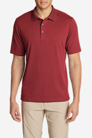 Men's Voyager 2.0 Short-Sleeve Polo Shirt - Classic Fit, Solid