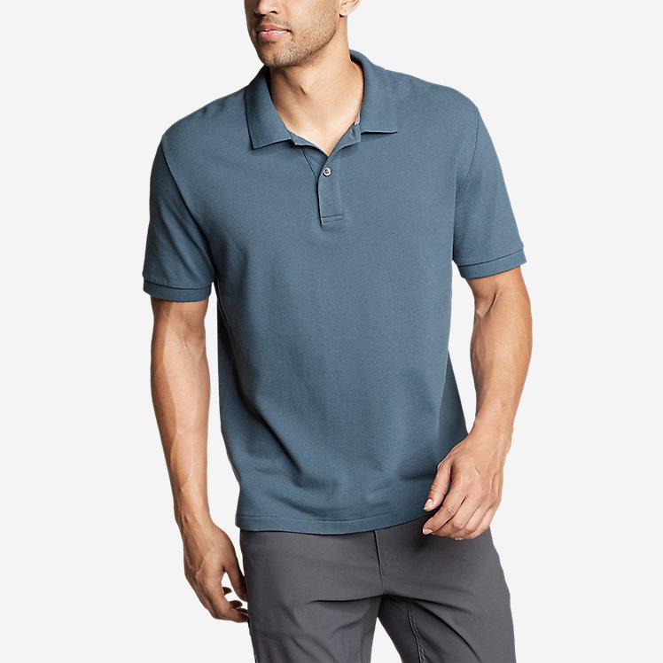 Men's Classic Field Pro Short-Sleeve Polo Shirt large version