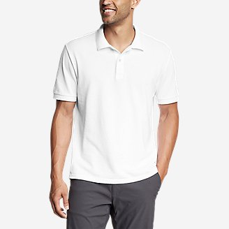 Thumbnail View 1 - Men's Classic Field Pro Short-Sleeve Polo Shirt