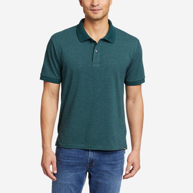 Men's Classic Field Pro Short-Sleeve Polo Shirt large version
