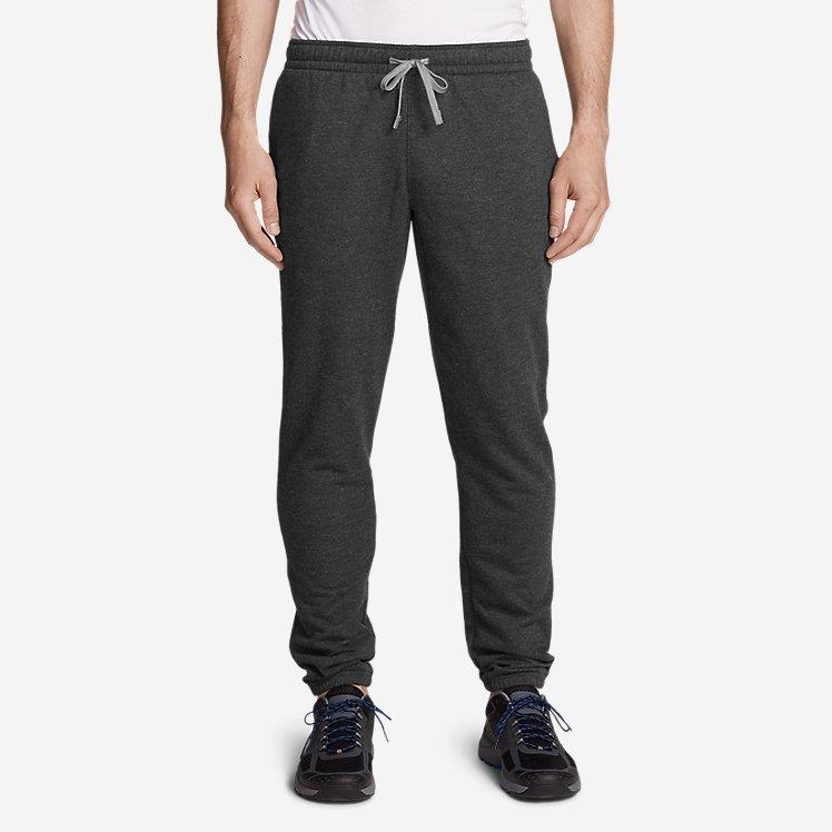 Men's Camp Fleece Jogger Pants large version