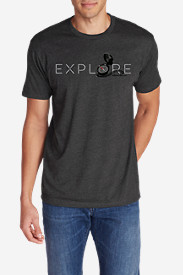 Men's Graphic T-Shirt - Explore