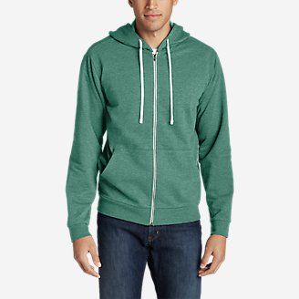 Thumbnail View 1 - Men's Camp Fleece Full-Zip Hoodie