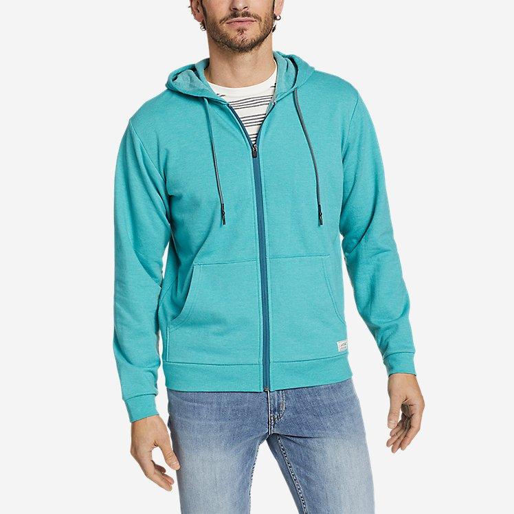 Men's Camp Fleece Full zip Hoodie | Eddie Bauer
