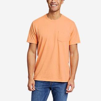 Thumbnail View 1 - Men's Legend Wash Pro Short-Sleeve Pocket T-Shirt