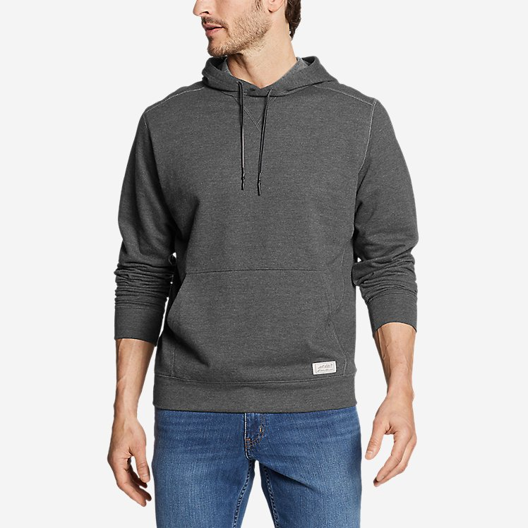 Men's Camp Fleece Pullover Hoodie large version